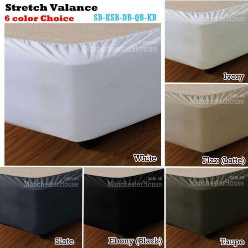 Stretch Valance by Apartmento