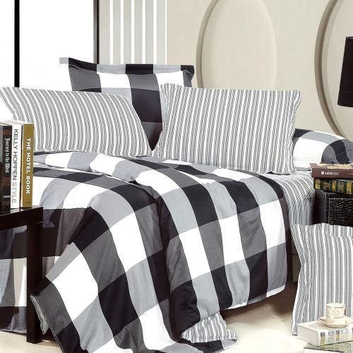 250TC Cotton Quilt Cover Set Maxwell by Ardor