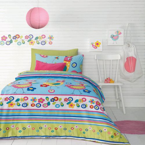 Kids Quilt Cover Set Chicky by Ardor