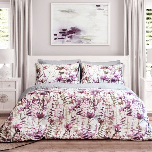 Felicity Printed Floral Quilt Cover Set by Ardor
