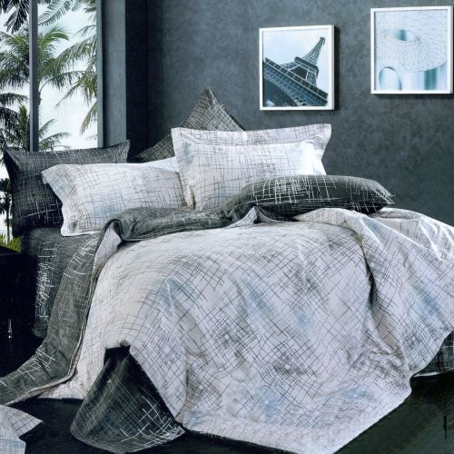 Hudson Quilt Cover Set by Artex