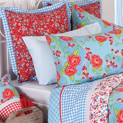 Torquay Queen Quilt Cover Set by Bambury