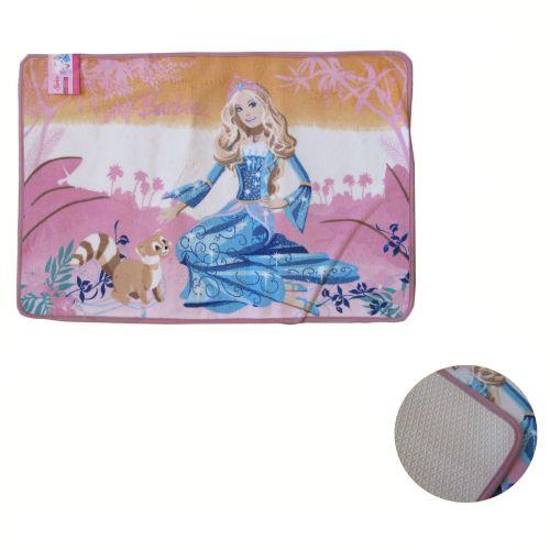 Barbie Non Slip Floor Rug 50 x 75 cm