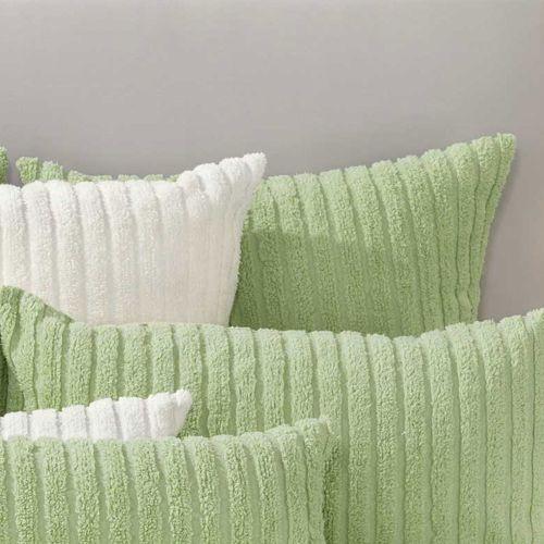 Chelsea Celadon a Pair of European Pillowcases by Bianca