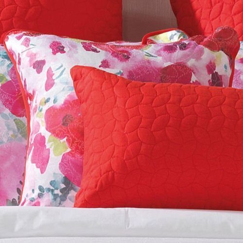 Makayla one Filled Square Cushion by Bianca