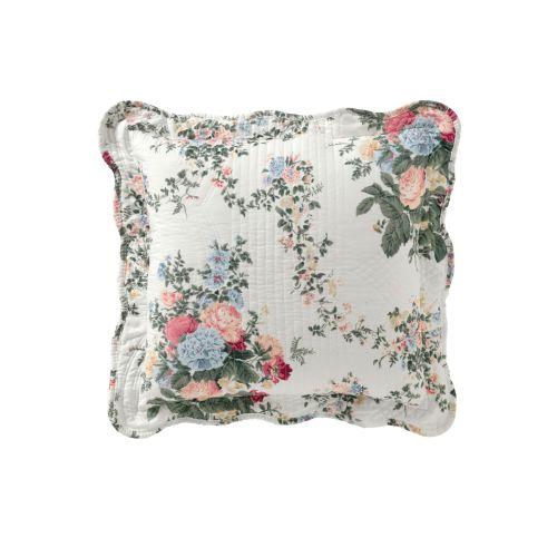 Rosedale Multi Square Filled Cushion 43 x 43cm