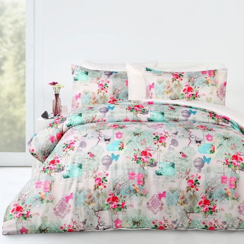 Melody Multi Quilt Cover Set by Big Sleep