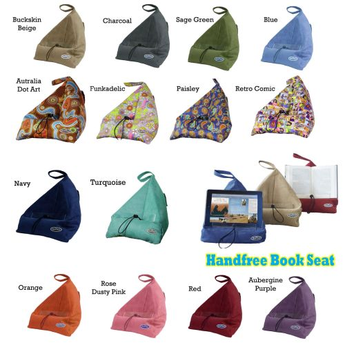 Handsfree Book Seat Book Tablet and iPad Holder