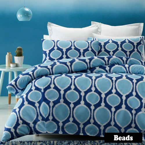 Beads Quilt Cover Set by Phase 2
