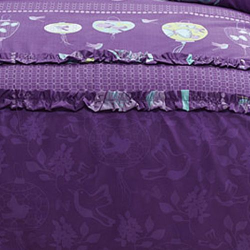 Butterfly Lantern Quilt Cover Set by Jiggle & Giggle