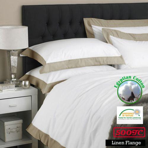 500TC Egyptian Cotton Quilt Cover Set