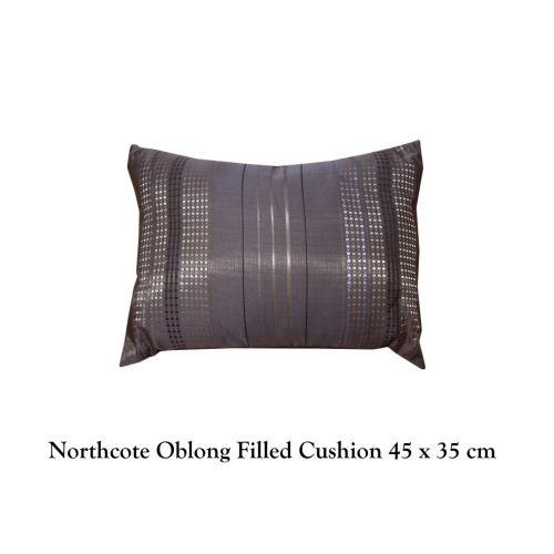 Northcote Oblong Filled Cushion by Phase 2