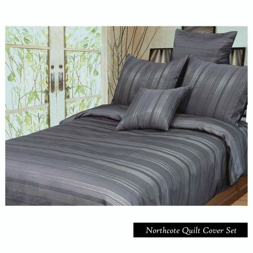 Northcote Quilt Cover Set Queen by Phase 2