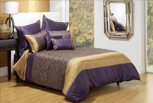Fernly Quilt Cover Set by Bianca