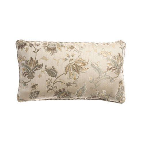Georgia Gold Filled Cushion Oblong by Bianca