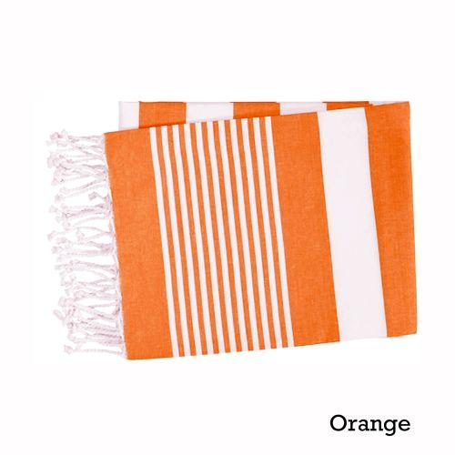 Turkish Towel 200 x 100 cm 100% Cotton by J.elliot