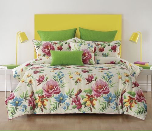 Juliani Quilt Cover Set by Bianca