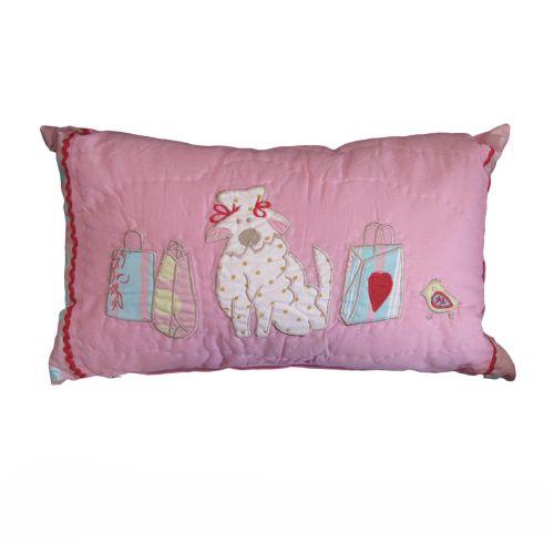 Born To Shop Filled Cushion 30 x 50 cm Jiggle & Giggle