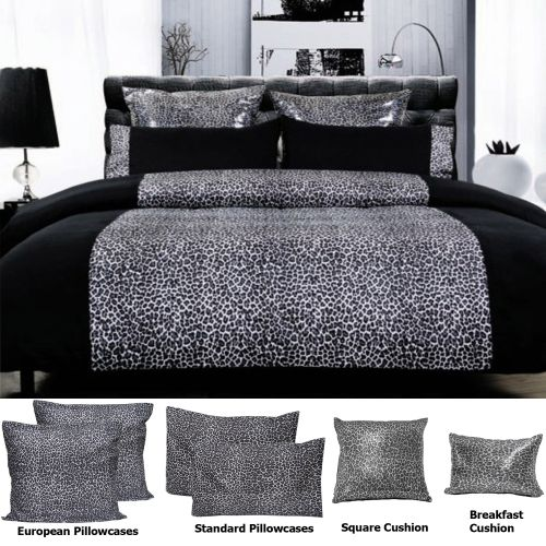 LEOPARD Quilt Cover Set