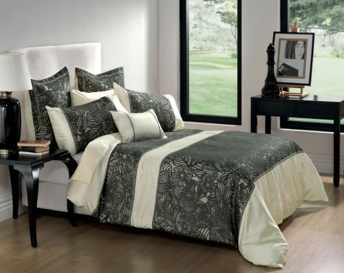 Lilyfield Ivory Quilt Cover Set by Bianca