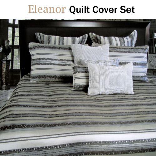 Eleanor Quilt Cover Set