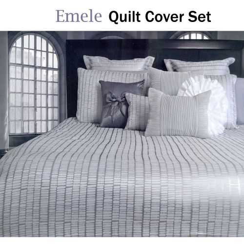 Emele Quilt Cover Set