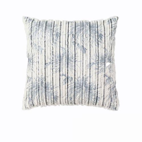 Logan & Mason Filled Cushion Miami White