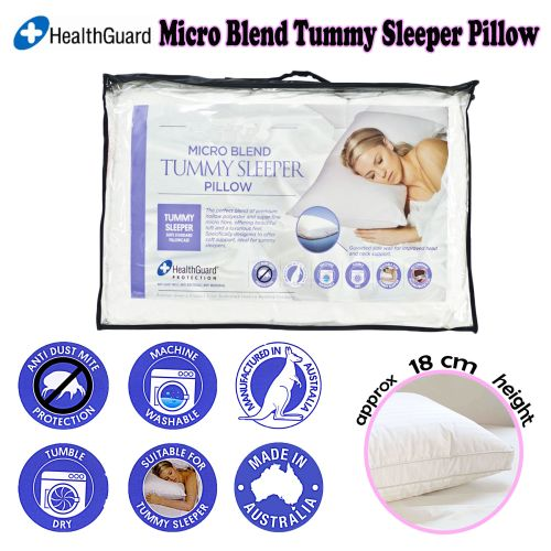 Micro Blend Tummy Sleeper Pillow