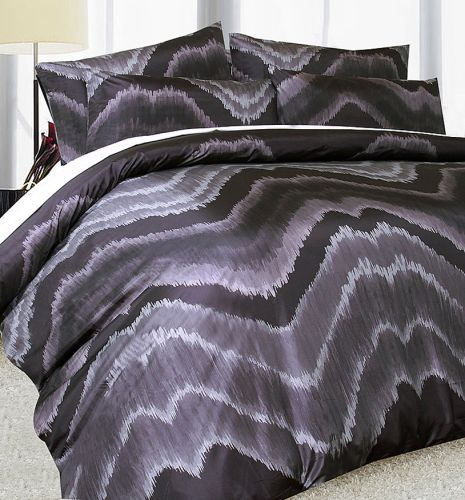 Midnight Quilt Cover Set by Big Sleep
