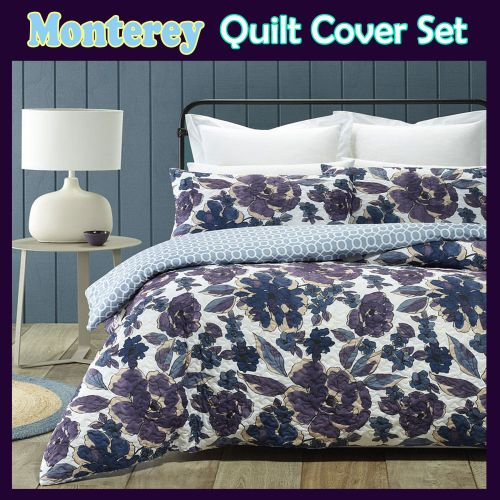 Monterey Quilt Cover Set by Phase 2