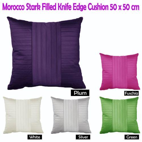 Morocco Stark Square Cushion 50cm x 50cm