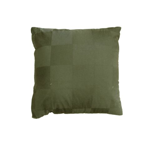 Dominic Olive Cushion Cover by Chameleon Bedwear