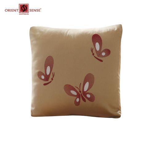Fan Filled Cushion by Orient Sense