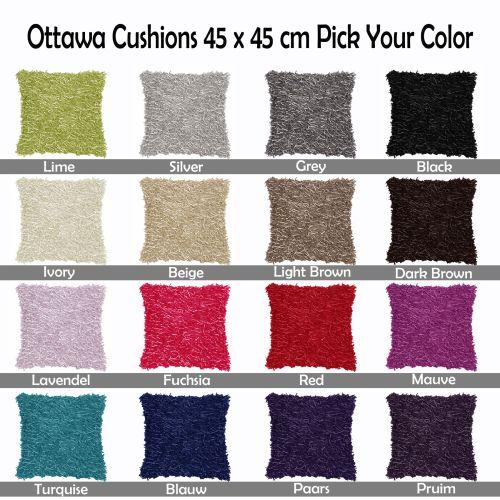 Ottawa Filled Cushion 45cm x 45cm