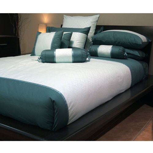 Petra Quilt Cover Set by Chameleon Bedwear