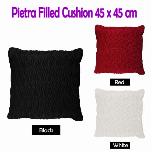 Pietra Filled Cushion 45cm x 45cm