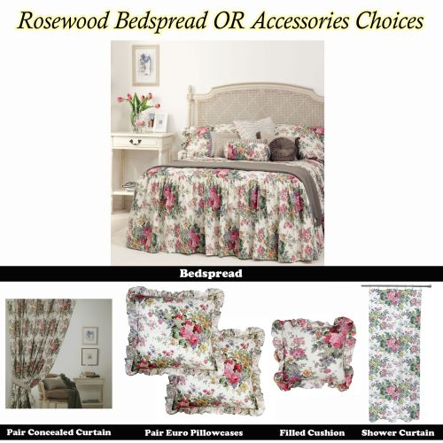 Rosewood Bedspread by Gainsborough