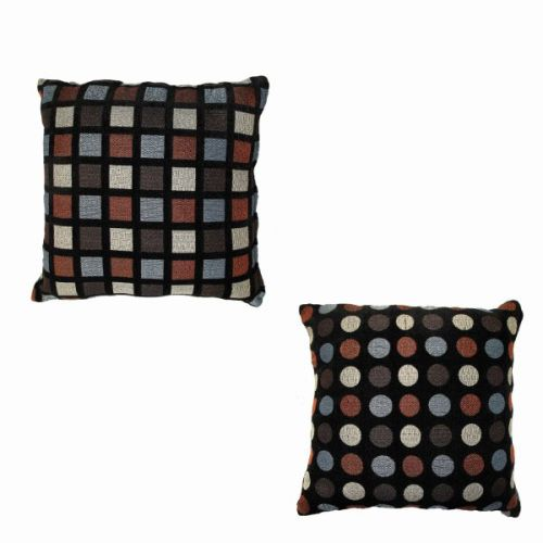 Turvy Filled Cushion by Rapee
