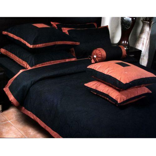 Venucci Quilt Cover Set by Chameleon Bedwear