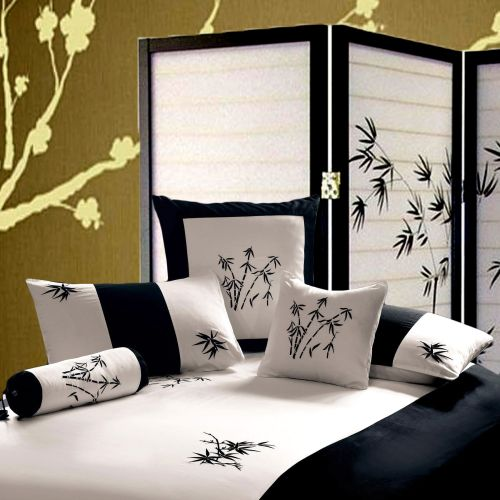 Zen Garden Quilt Cover Set by Orient Sense